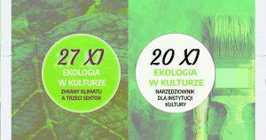 Permalink to:Ekologia w kulturze – webinaria
